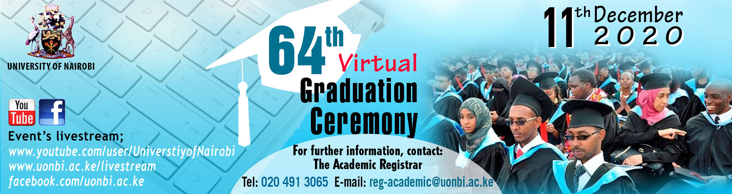 64th Graduation Ceremony