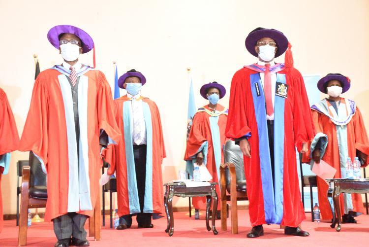 VC Address to First Years