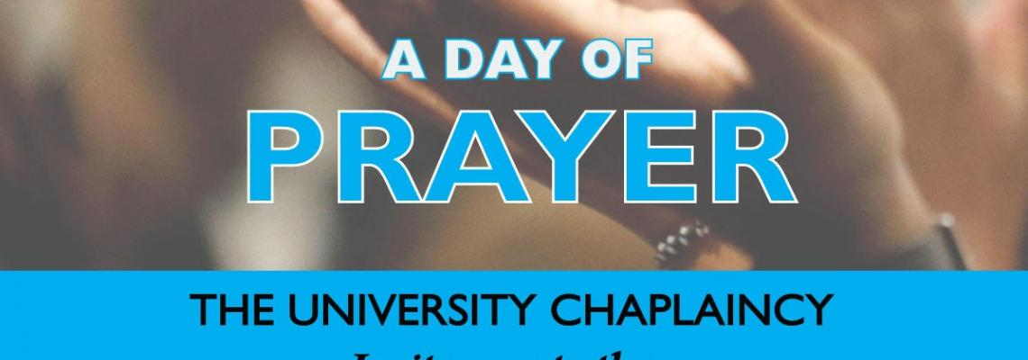 Virtual Inter-Faith Virtual University Prayer Day 2021